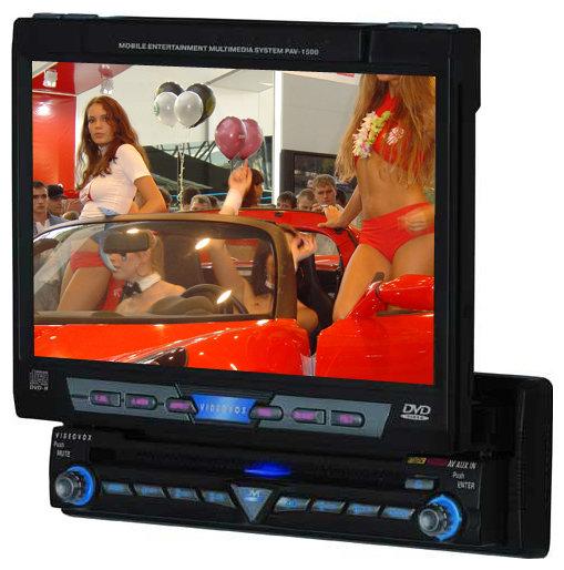 Автомагнитола Videovox PAV-1500