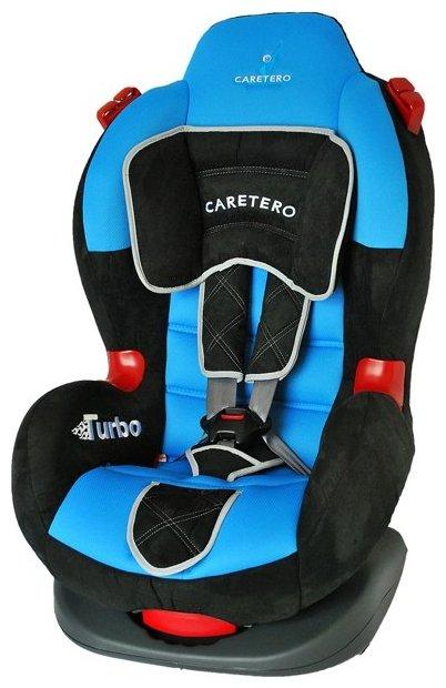 Автокресло группа 1/2 (9-25 кг) Caretero Sport Turbo