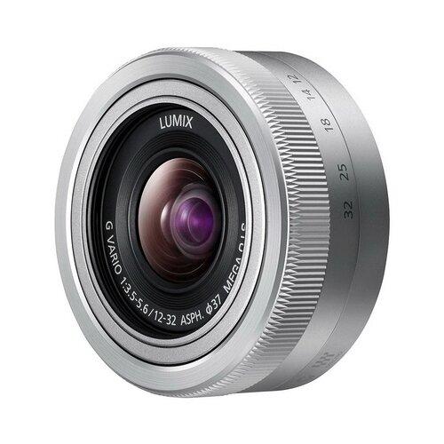 Фото - Объектив Panasonic 12-32mm f/3.5-5.6 Aspherical O.I.S. (H-FS12032) серебристый panasonic lumix h h025me s 25mm f 1 7 g aspherical белая коробка