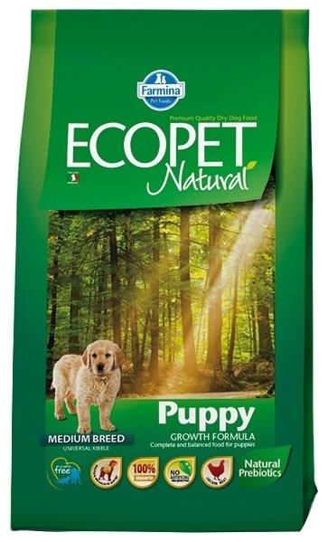 Корм для щенков Farmina Ecopet 2.5 кг (для средних пород)