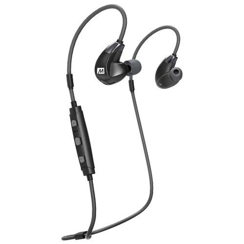 Беспроводные наушники MEE audio X7 Plus black беспроводные наушники sbw x7 black