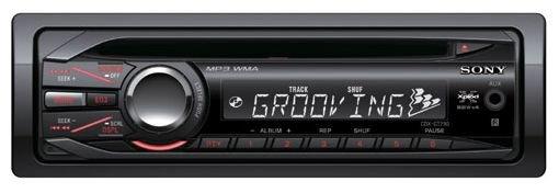 Sony CDX-GT290