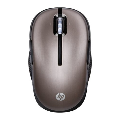 Мышь HP WX406AA Grey-Black USB