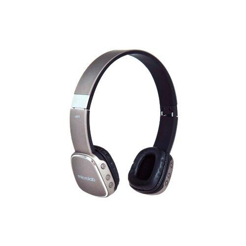 цена на Беспроводные наушники Microlab T965BT grey