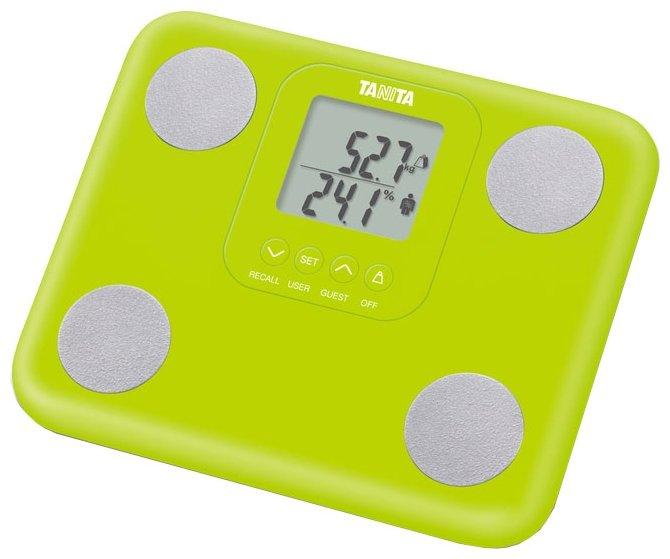 Весы напольные Tanita BC-730 GN