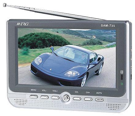 Автомобильный телевизор NRG SAM-735