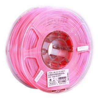 ABS пруток ESUN 1.75 мм светящийся красный