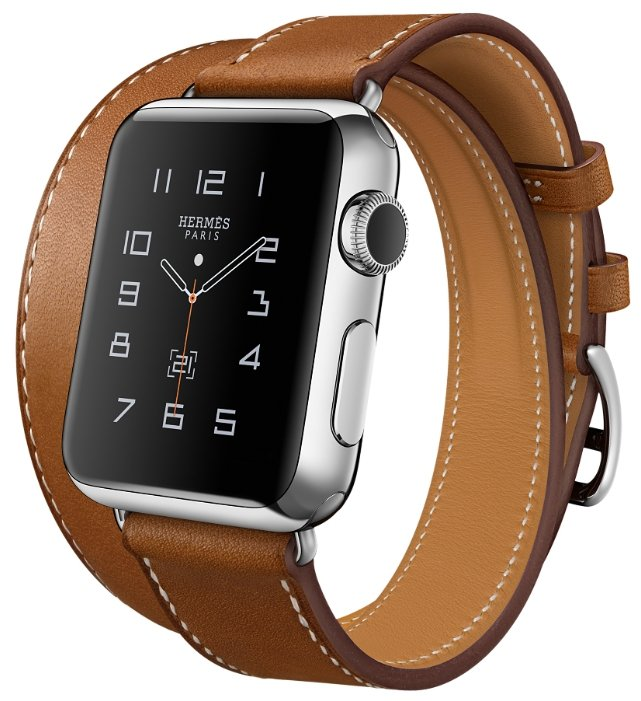 Apple Watch Hermes 38mm with Double Tour