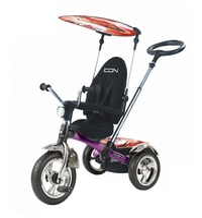 Трехколесный велосипед RT ICON 3 Fuksia Angel