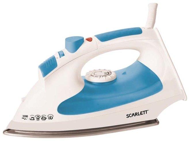 Утюг Scarlett SC-1134S (2012)