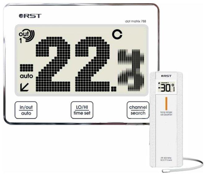 Термометр RST 02788 фото 1