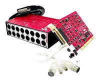 Внутренняя звуковая карта с дополнительным блоком Audiotrak MAYA1010