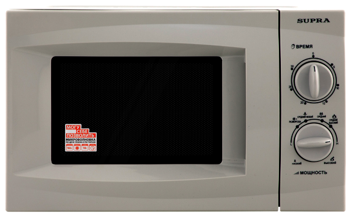 SUPRA Микроволновая печь SUPRA 18MS01
