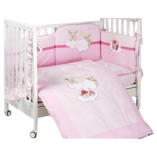 цена Feretti комплект Rabbit long (6 предметов) pink онлайн в 2017 году