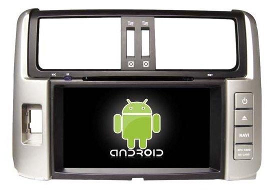 Navitrek Android NT-8005