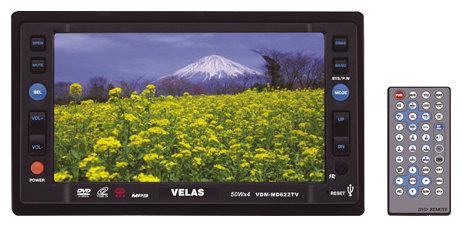Автомагнитола Velas VDM-MD622TV