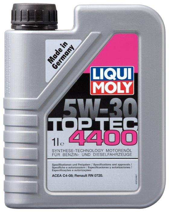 Моторное масло LIQUI MOLY Top Tec 4400 5W-30 1 л