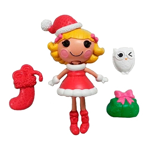 Кукла Lalaloopsy Mini Новогодняя 7 см 418177