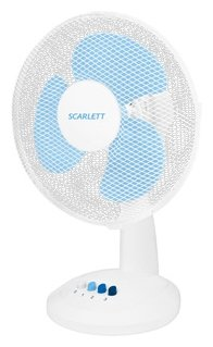 Настольный вентилятор Scarlett SC-1171
