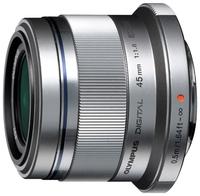Объектив Olympus 45mm f/1.8
