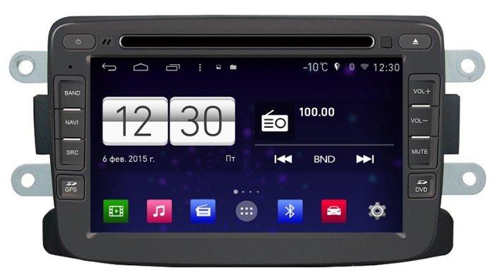 FarCar s160 Renault Duster, Sandero, Logan на Android (m157)