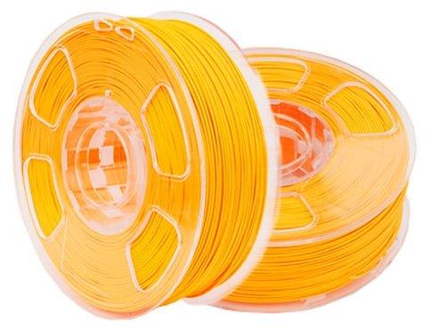 PLA HP пруток U3Print 1.75 мм оранжевый флуоресцентный
