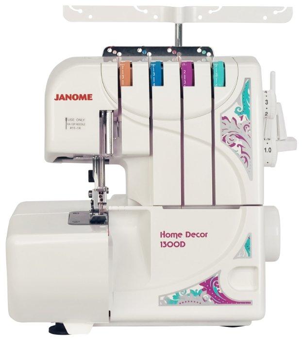 Janome HomeDecor 1300D