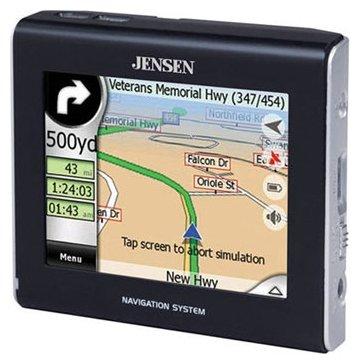 Навигатор Jensen NVX-225
