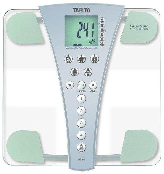 Весы Tanita BC-543
