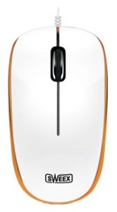Мышь Sweex MI504 Mouse Orange USB