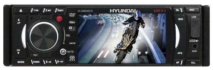 Hyundai H-CMD4010 (2010)