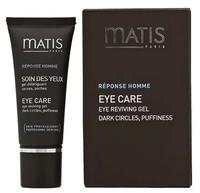 Matis Гель для кожи вокруг глаз против темных кругов и отеков Мужская линия