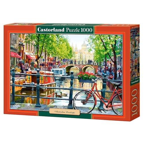 Купить Пазл Castorland Amsterdam Landscape (C-103133), 1000 дет., Пазлы