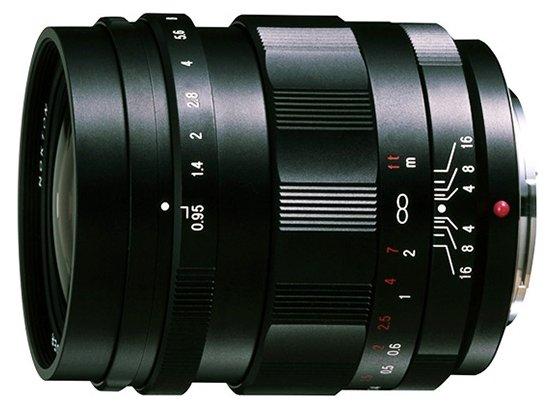 Объектив Voigtlaender 25mm f/0.95 II Nokton Micro 4/3