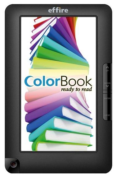 effire Электронная книга effire ColorBook TR701A
