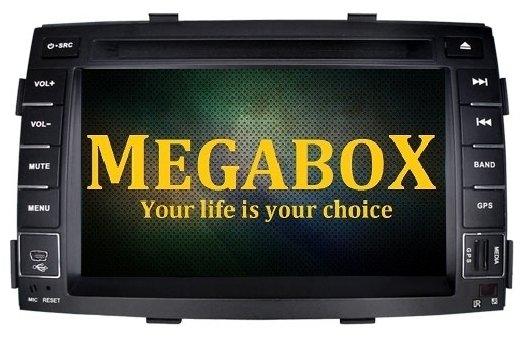 Megabox Kia Sorento new CE6523
