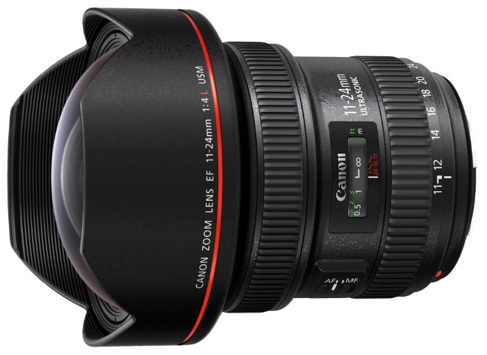 Объектив Canon EF 11-24 mm f/4 L USM*