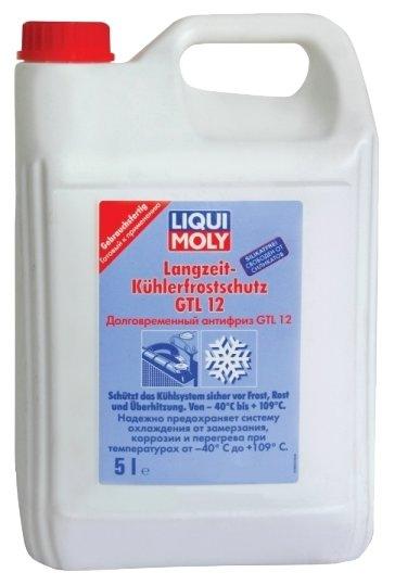 Антифриз LIQUI MOLY Langzeit Kuhlerfrostschutz GTL 12 Plus,