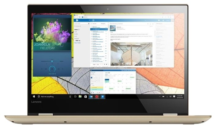 Ноутбук Lenovo Yoga 520 14 (Intel Core i7 8550U 1800 MHz/14