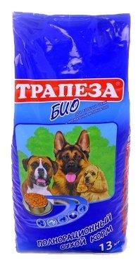 Корм для собак Трапеза (13 кг) Био для взрослых собак с нормальным весом