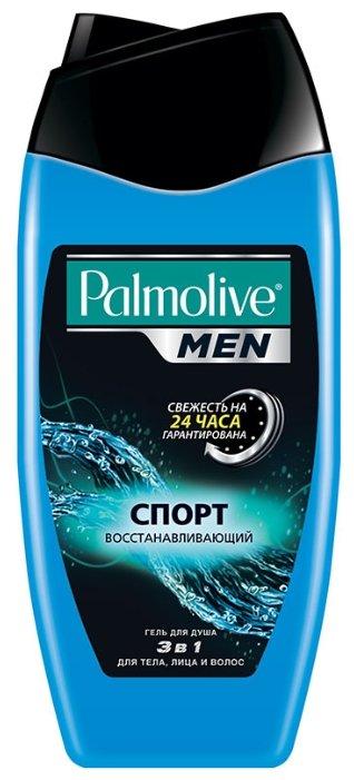 Гель для душа и шампунь Palmolive Men Спорт
