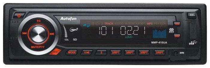 Автомагнитола Autofun MMP-410UA