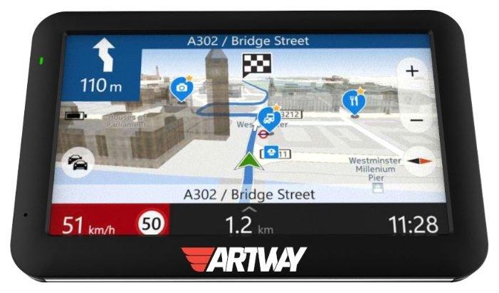 Artway Навигатор Artway NV-800 GPS