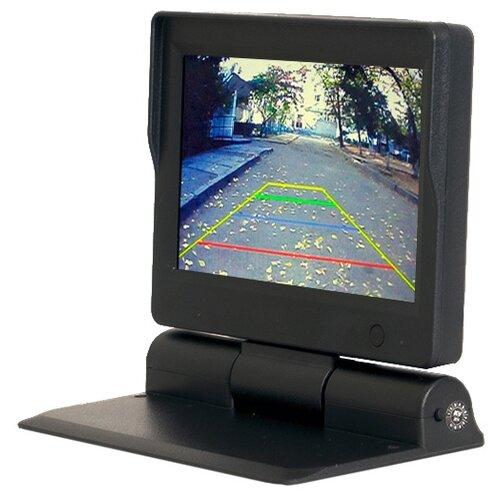Автомобильный монитор AVEL AVS0534BM черный