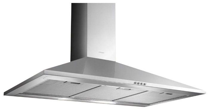 Кухонная вытяжка Jetair Gaia 90 IX