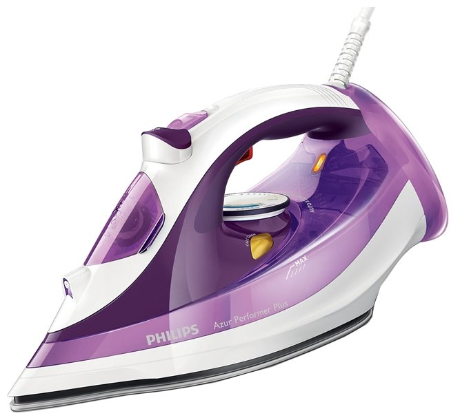 Philips GC4510/30, White Purple утюг