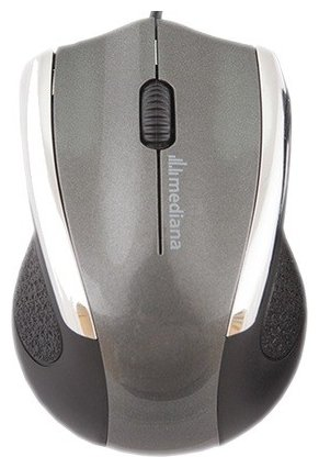Мышь Mediana M-101 Grey USB
