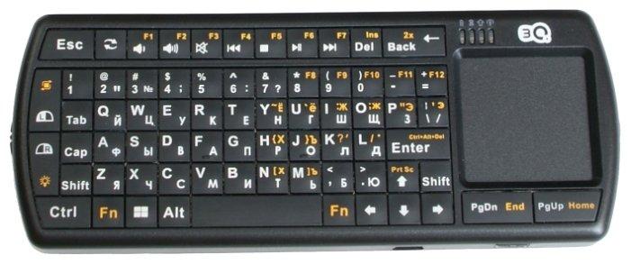3Q WKM-01-BK Black Bluetooth
