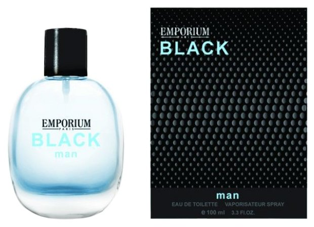 Brocard Emporium Black