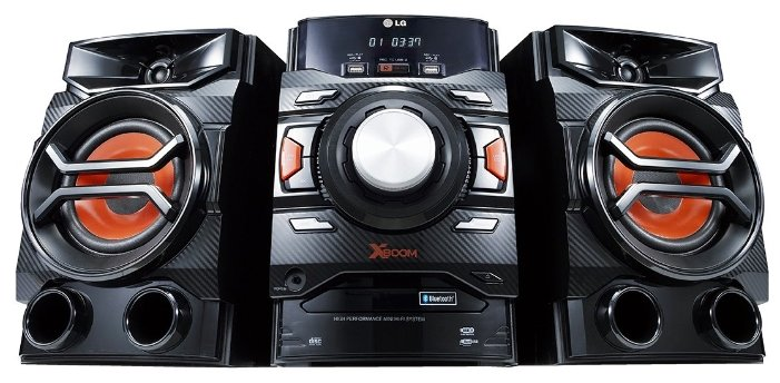 LG CM4350 Черный